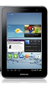 Galaxy Tab 2 7.0 16GB Wifi 3G P3100