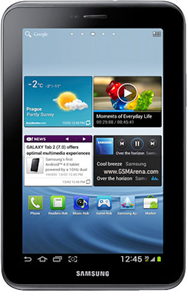 Galaxy Tab 2 7.0 8GB Wifi P3110