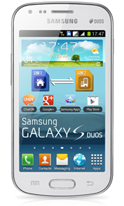 Galaxy S Duos S7562